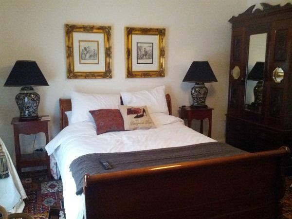 Katoomba Manor - bedroom