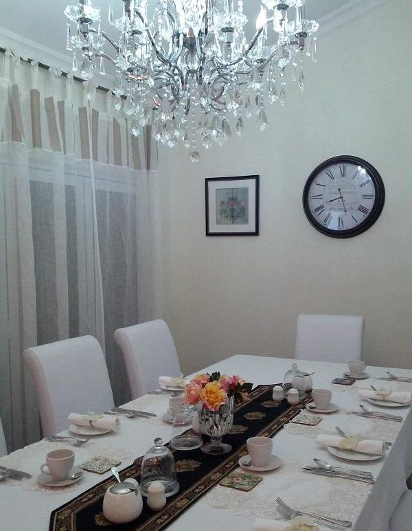 Katoomba Manor - dinning room