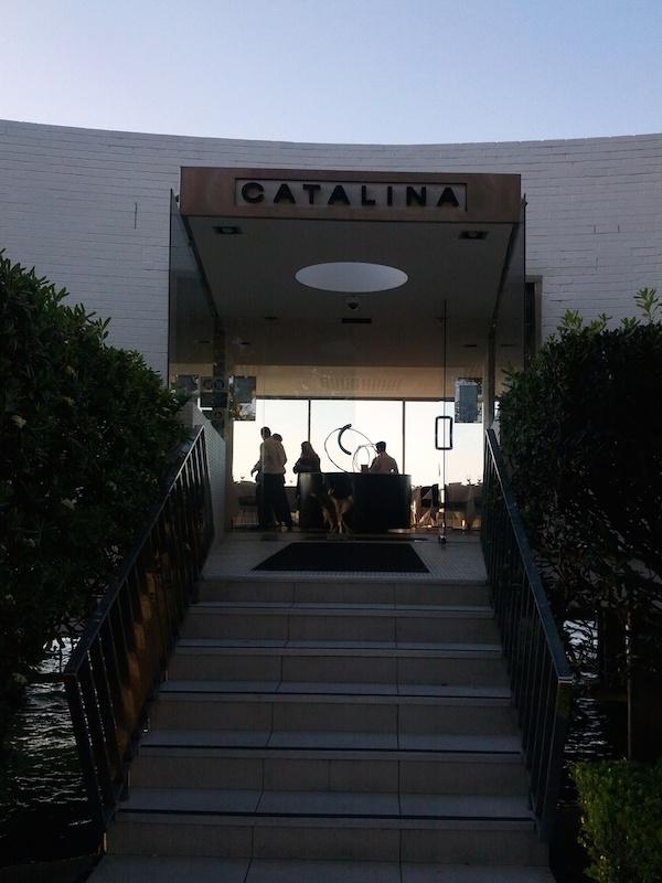 Catalina, Rose Bay - Entrance