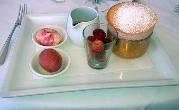 Dessert - Catalina, Rose Bay