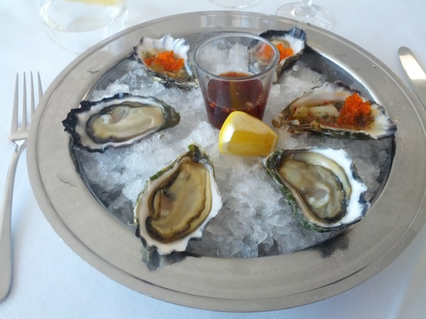 Sydney Rock Oysters, Catalina