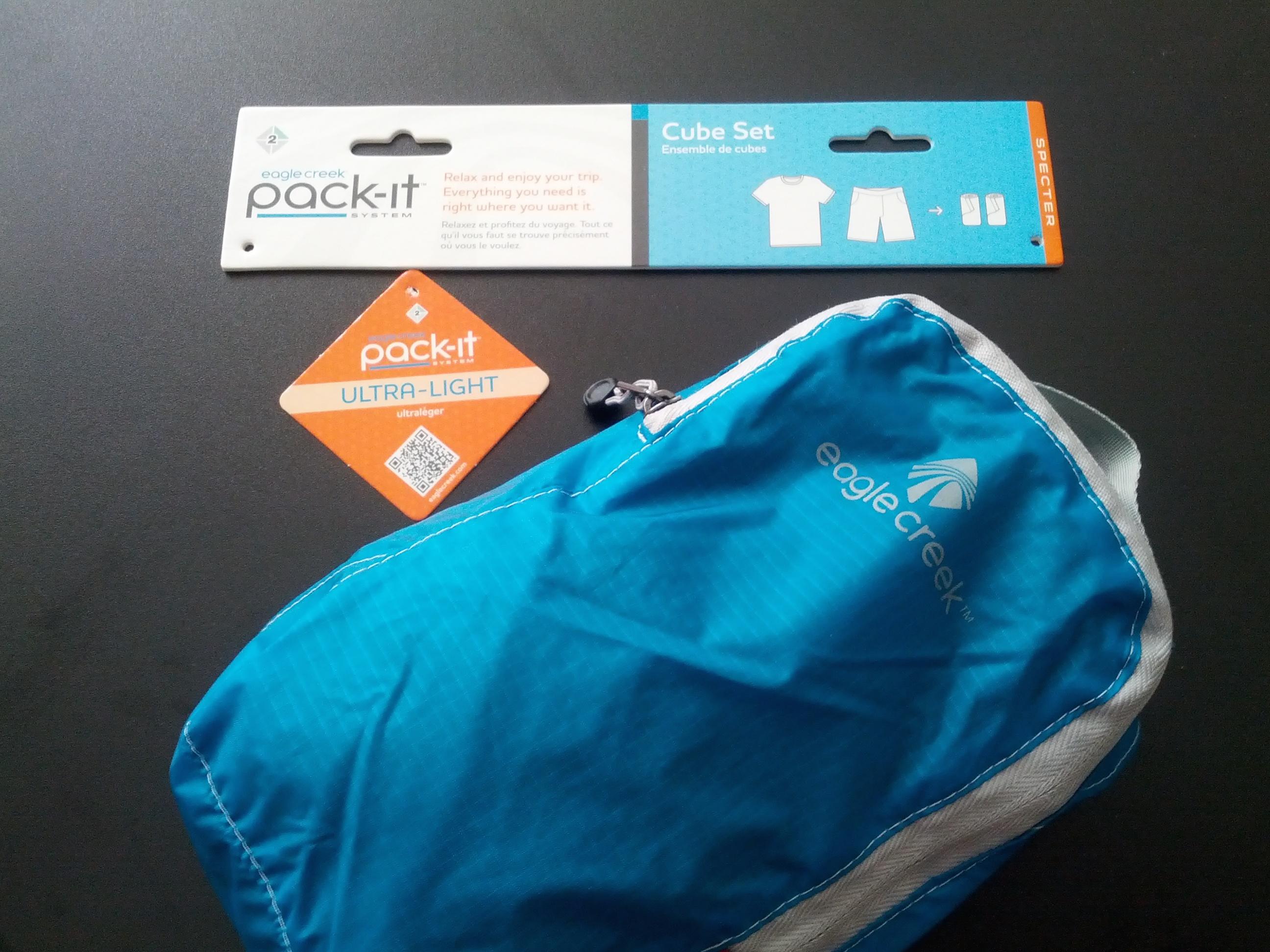 Eagle Creek Cubes D'emballage Cube Quart De Spectre KeG5Ok