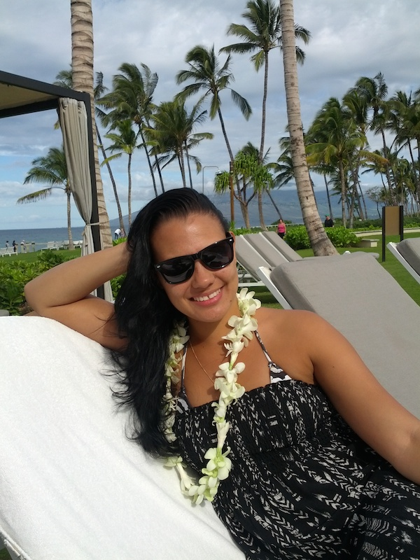 Poolside at Andaz Maui at Wailea