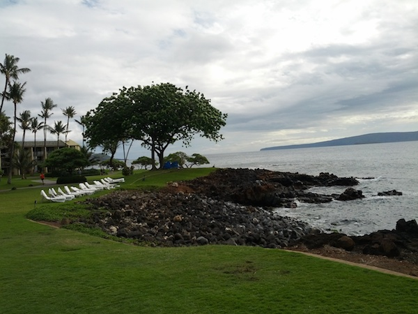 Wailea ocean views