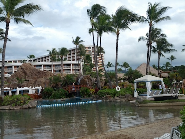 Maui - Wailea luxury resort
