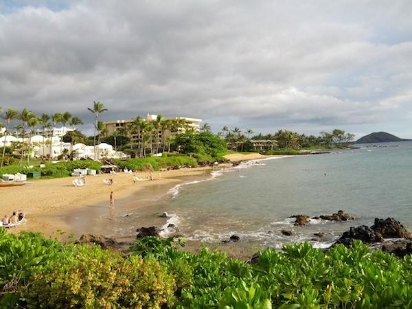 Maui - Wailea coastal walk