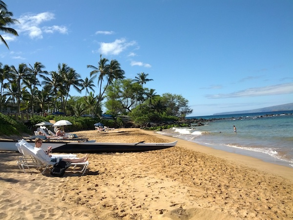 Andaz Maui at Wailea - private beach