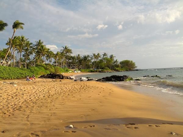 Maui - Wailea Beach walk