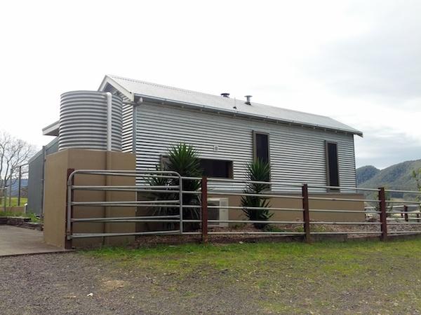 The Dairy @ Cavan - exterior
