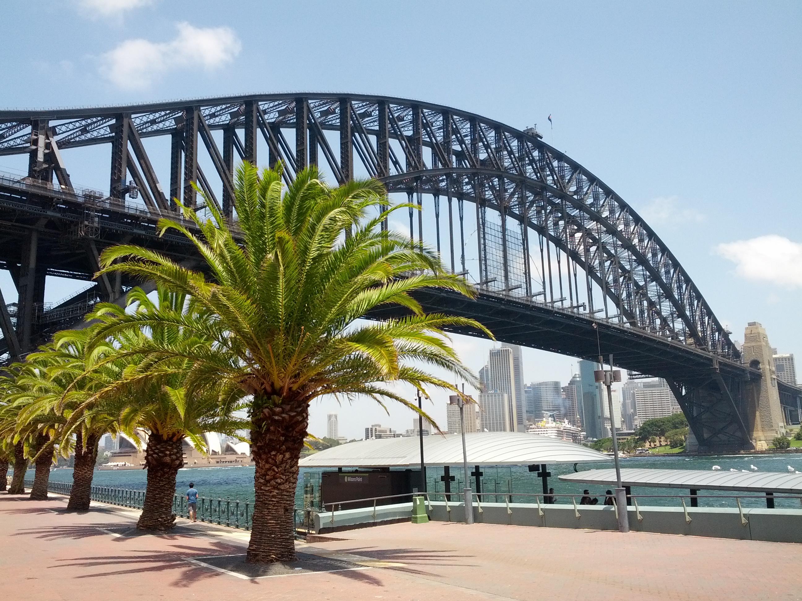 Sydney Harbour Bridge, Kirribilli